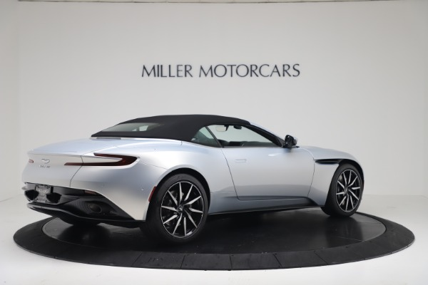 New 2020 Aston Martin DB11 V8 for sale Sold at Bentley Greenwich in Greenwich CT 06830 16