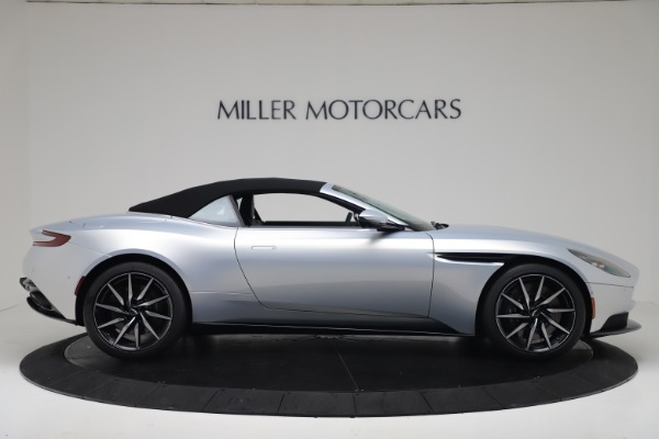 New 2020 Aston Martin DB11 V8 for sale Sold at Bentley Greenwich in Greenwich CT 06830 17