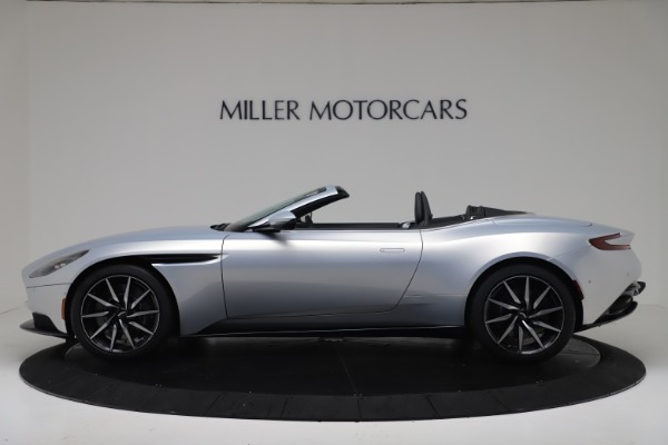 New 2020 Aston Martin DB11 V8 for sale Sold at Bentley Greenwich in Greenwich CT 06830 4