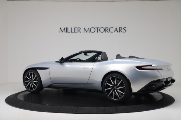 New 2020 Aston Martin DB11 V8 for sale Sold at Bentley Greenwich in Greenwich CT 06830 5
