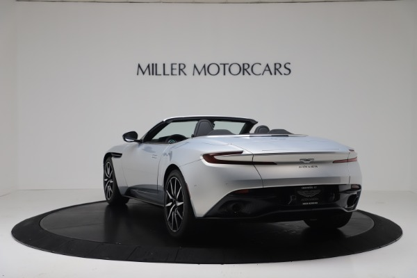 New 2020 Aston Martin DB11 V8 for sale Sold at Bentley Greenwich in Greenwich CT 06830 6