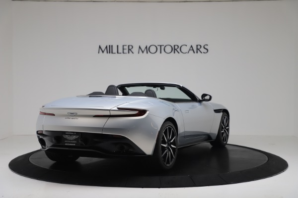 New 2020 Aston Martin DB11 V8 for sale Sold at Bentley Greenwich in Greenwich CT 06830 8
