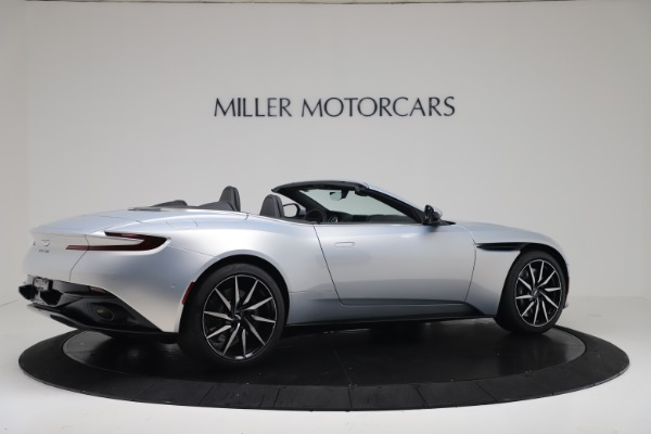 New 2020 Aston Martin DB11 V8 for sale Sold at Bentley Greenwich in Greenwich CT 06830 9