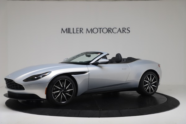 New 2020 Aston Martin DB11 V8 for sale Sold at Bentley Greenwich in Greenwich CT 06830 1