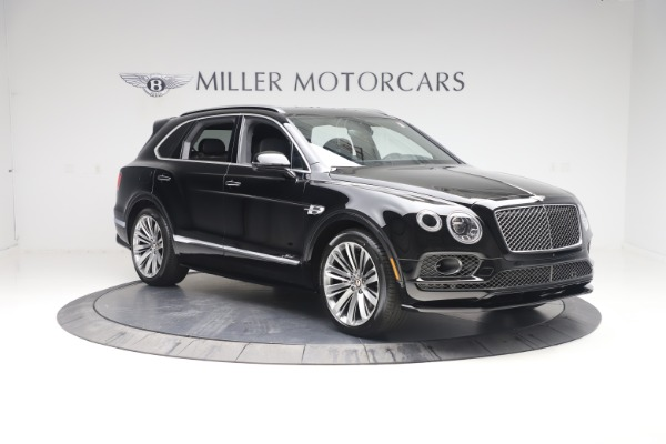 New 2020 Bentley Bentayga Speed for sale $259,495 at Bentley Greenwich in Greenwich CT 06830 11