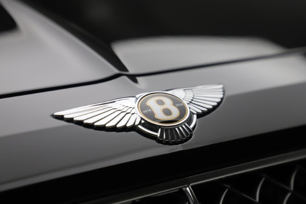 New 2020 Bentley Bentayga Speed for sale $259,495 at Bentley Greenwich in Greenwich CT 06830 14