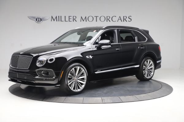 New 2020 Bentley Bentayga Speed for sale $259,495 at Bentley Greenwich in Greenwich CT 06830 2