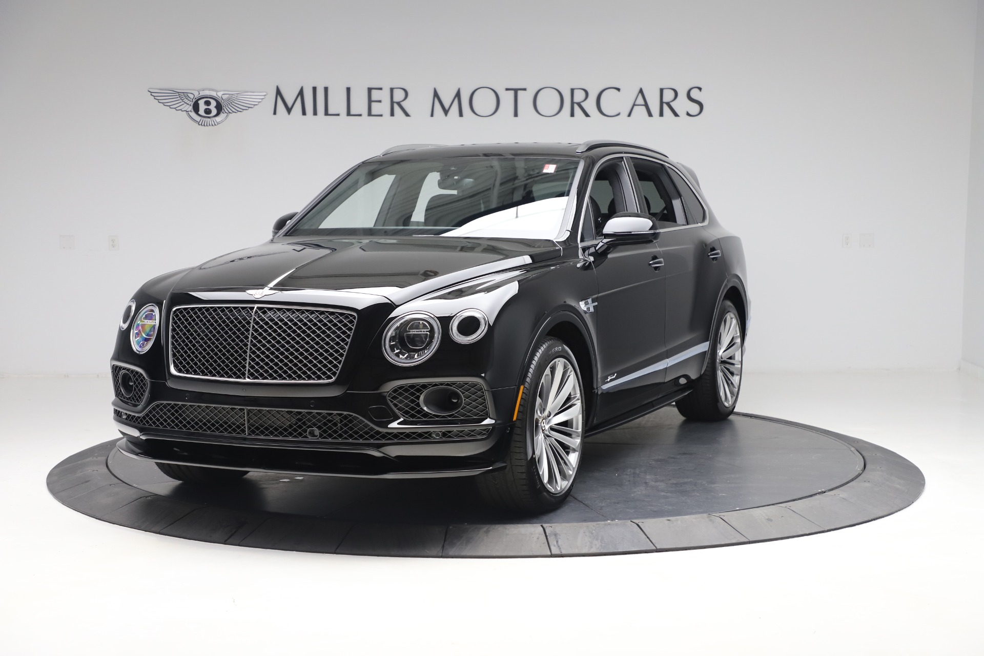 New 2020 Bentley Bentayga Speed for sale $259,495 at Bentley Greenwich in Greenwich CT 06830 1