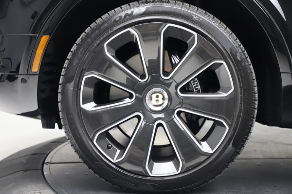 Used 2020 Bentley Bentayga V8 Design Series for sale $199,900 at Bentley Greenwich in Greenwich CT 06830 15