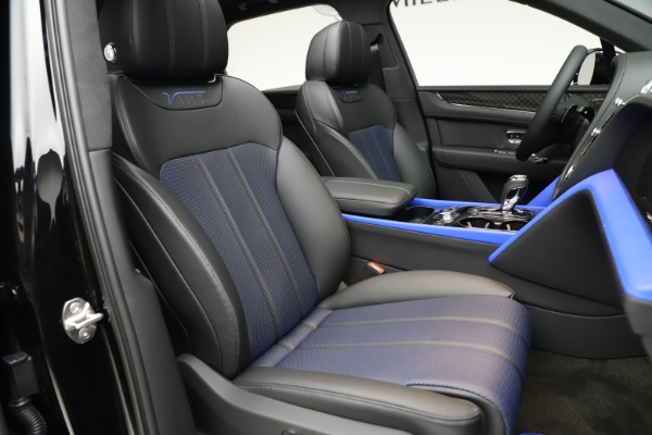 Used 2020 Bentley Bentayga V8 Design Series for sale $199,900 at Bentley Greenwich in Greenwich CT 06830 27