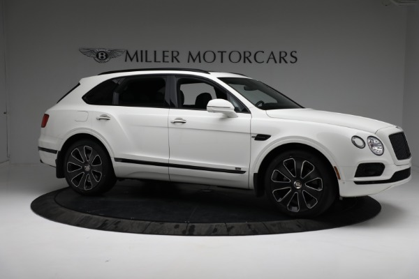 New 2020 Bentley Bentayga V8 Design Series for sale Sold at Bentley Greenwich in Greenwich CT 06830 10