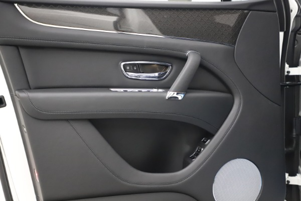 New 2020 Bentley Bentayga V8 Design Series for sale Sold at Bentley Greenwich in Greenwich CT 06830 17
