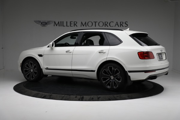 New 2020 Bentley Bentayga V8 Design Series for sale Sold at Bentley Greenwich in Greenwich CT 06830 4