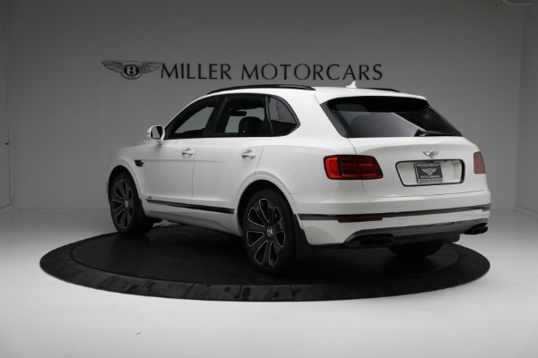 New 2020 Bentley Bentayga V8 Design Series for sale Sold at Bentley Greenwich in Greenwich CT 06830 5