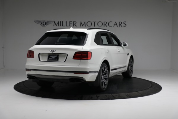 New 2020 Bentley Bentayga V8 Design Series for sale Sold at Bentley Greenwich in Greenwich CT 06830 7