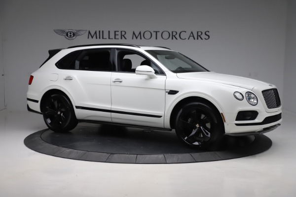 New 2020 Bentley Bentayga V8 for sale Sold at Bentley Greenwich in Greenwich CT 06830 10