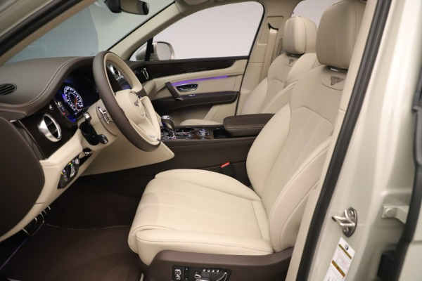 New 2020 Bentley Bentayga V8 for sale Sold at Bentley Greenwich in Greenwich CT 06830 18
