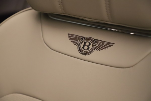 New 2020 Bentley Bentayga V8 for sale Sold at Bentley Greenwich in Greenwich CT 06830 20