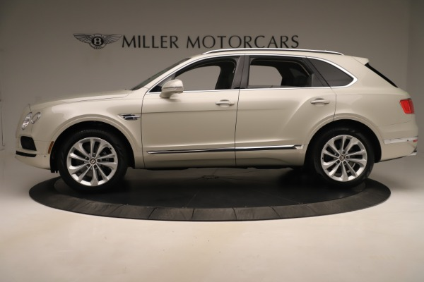 New 2020 Bentley Bentayga V8 for sale Sold at Bentley Greenwich in Greenwich CT 06830 3