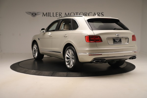 New 2020 Bentley Bentayga V8 for sale Sold at Bentley Greenwich in Greenwich CT 06830 5