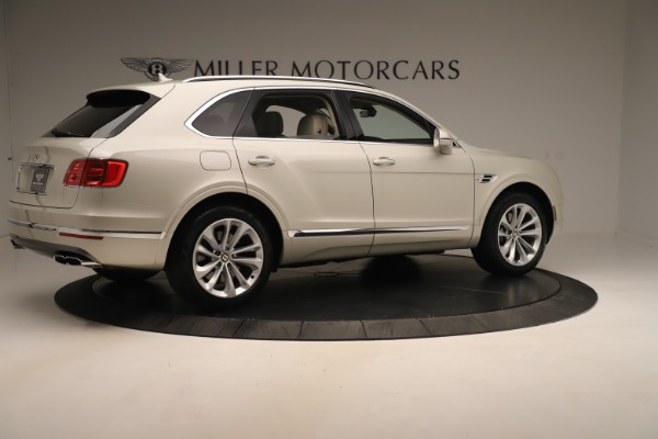 New 2020 Bentley Bentayga V8 for sale Sold at Bentley Greenwich in Greenwich CT 06830 8