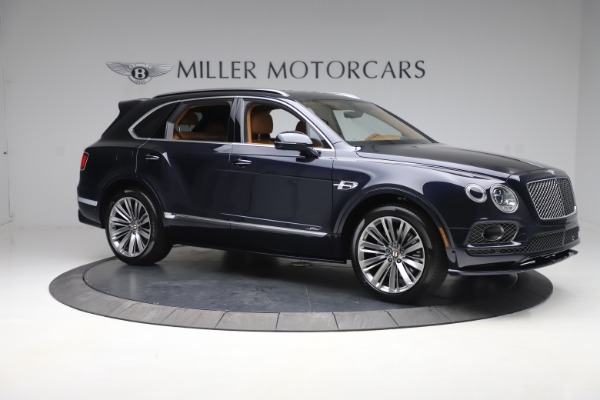 New 2020 Bentley Bentayga Speed for sale Sold at Bentley Greenwich in Greenwich CT 06830 10