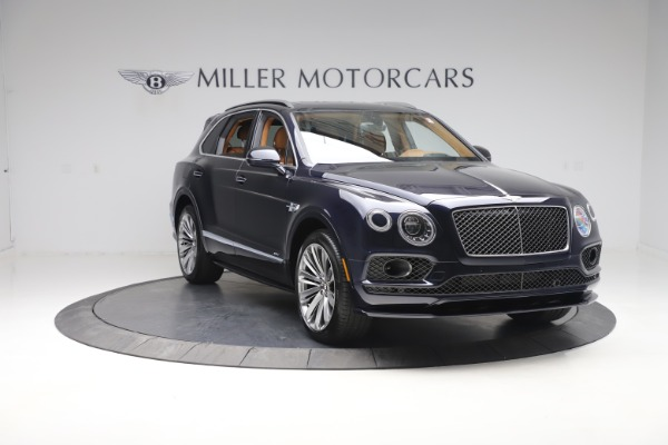New 2020 Bentley Bentayga Speed for sale Sold at Bentley Greenwich in Greenwich CT 06830 11