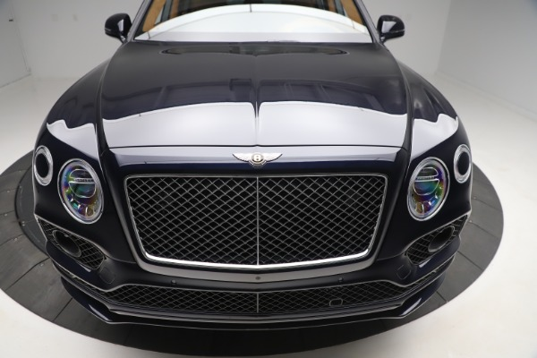 New 2020 Bentley Bentayga Speed for sale Sold at Bentley Greenwich in Greenwich CT 06830 13
