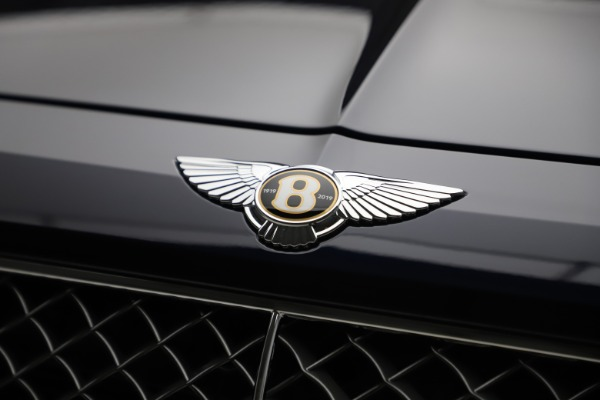 New 2020 Bentley Bentayga Speed for sale Sold at Bentley Greenwich in Greenwich CT 06830 14