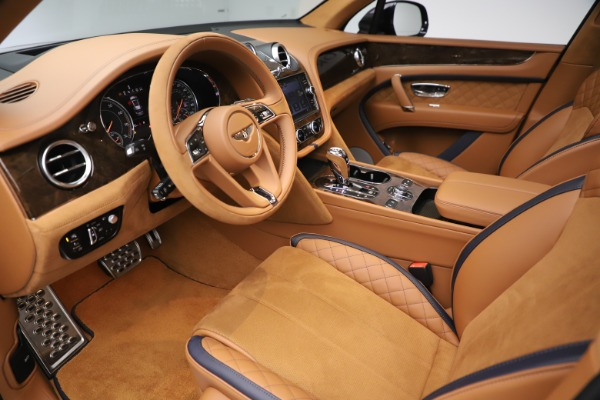 New 2020 Bentley Bentayga Speed for sale Sold at Bentley Greenwich in Greenwich CT 06830 18