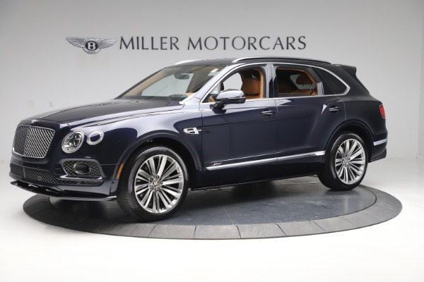 New 2020 Bentley Bentayga Speed for sale Sold at Bentley Greenwich in Greenwich CT 06830 2