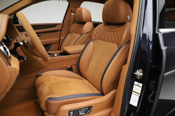 New 2020 Bentley Bentayga Speed for sale Sold at Bentley Greenwich in Greenwich CT 06830 20