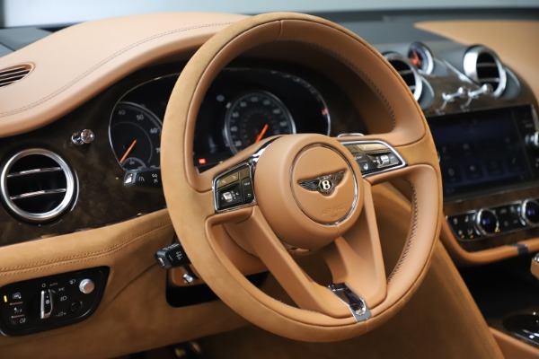 New 2020 Bentley Bentayga Speed for sale Sold at Bentley Greenwich in Greenwich CT 06830 22