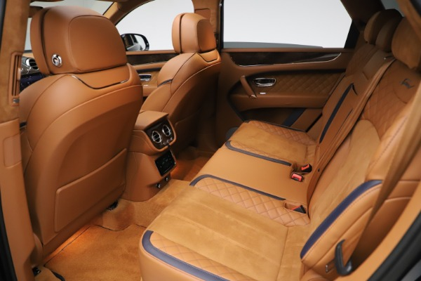 New 2020 Bentley Bentayga Speed for sale Sold at Bentley Greenwich in Greenwich CT 06830 25