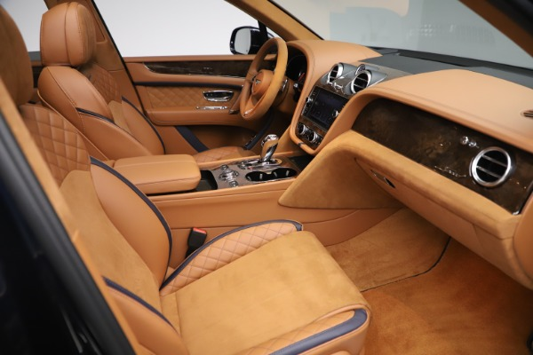 New 2020 Bentley Bentayga Speed for sale Sold at Bentley Greenwich in Greenwich CT 06830 28