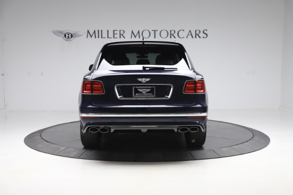 New 2020 Bentley Bentayga Speed for sale Sold at Bentley Greenwich in Greenwich CT 06830 6