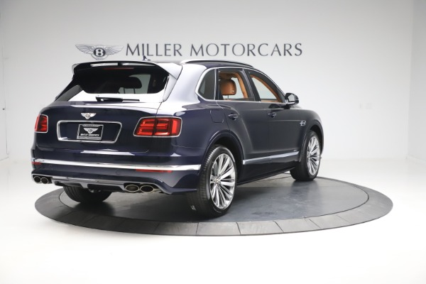 New 2020 Bentley Bentayga Speed for sale Sold at Bentley Greenwich in Greenwich CT 06830 7