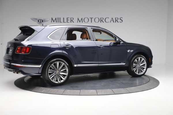 New 2020 Bentley Bentayga Speed for sale Sold at Bentley Greenwich in Greenwich CT 06830 8