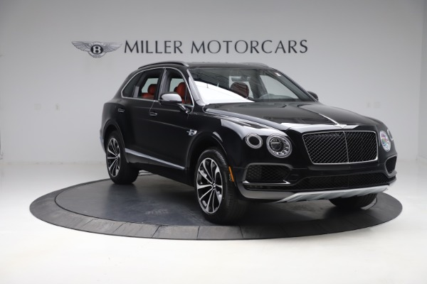 New 2020 Bentley Bentayga V8 for sale $181,250 at Bentley Greenwich in Greenwich CT 06830 11
