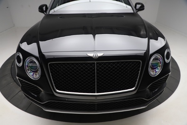 New 2020 Bentley Bentayga V8 for sale $181,250 at Bentley Greenwich in Greenwich CT 06830 13