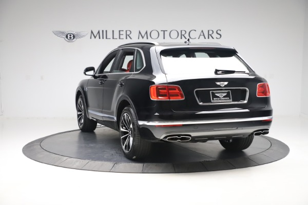 New 2020 Bentley Bentayga V8 for sale $181,250 at Bentley Greenwich in Greenwich CT 06830 5