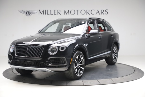 New 2020 Bentley Bentayga V8 for sale $181,250 at Bentley Greenwich in Greenwich CT 06830 1