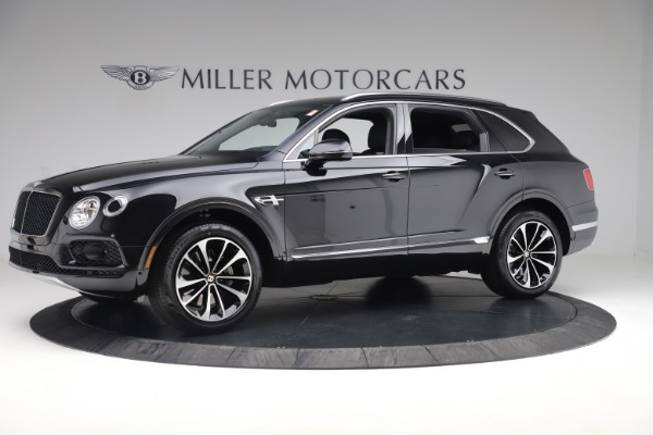 New 2020 Bentley Bentayga V8 for sale Sold at Bentley Greenwich in Greenwich CT 06830 2