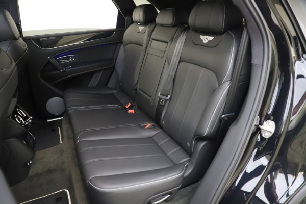 New 2020 Bentley Bentayga V8 for sale Sold at Bentley Greenwich in Greenwich CT 06830 22