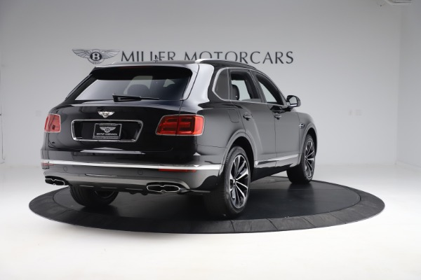 New 2020 Bentley Bentayga V8 for sale Sold at Bentley Greenwich in Greenwich CT 06830 7