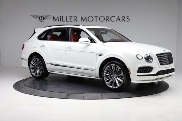 New 2020 Bentley Bentayga Speed for sale $244,145 at Bentley Greenwich in Greenwich CT 06830 10