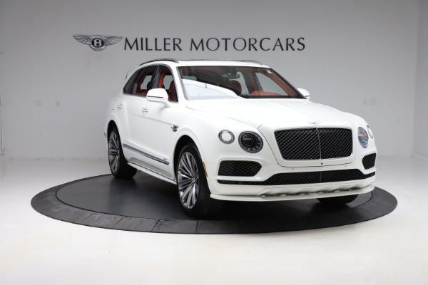 New 2020 Bentley Bentayga Speed for sale $244,145 at Bentley Greenwich in Greenwich CT 06830 11