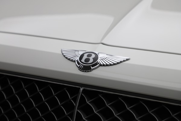 New 2020 Bentley Bentayga Speed for sale $244,145 at Bentley Greenwich in Greenwich CT 06830 14