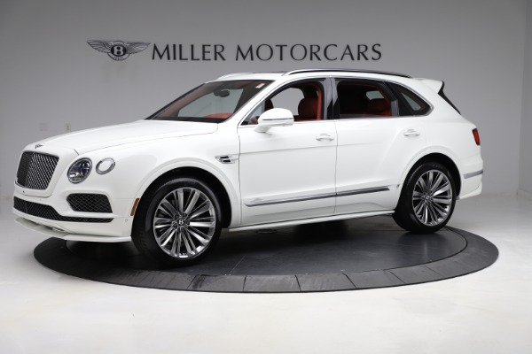 New 2020 Bentley Bentayga Speed for sale $244,145 at Bentley Greenwich in Greenwich CT 06830 2