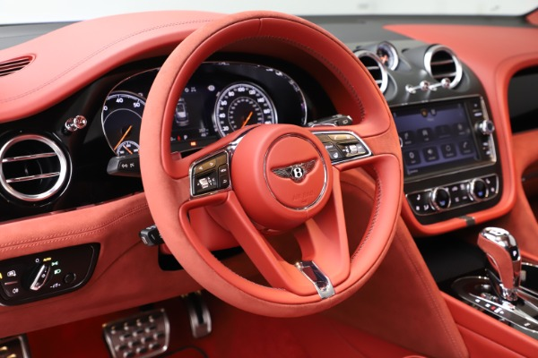 New 2020 Bentley Bentayga Speed for sale $244,145 at Bentley Greenwich in Greenwich CT 06830 23